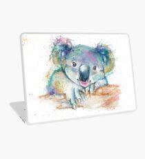 Vinilo para portátil Chubby Cheeks Rainbow Koala