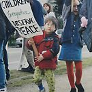 Children Everywhere Deserve Peace by Cara Schingeck by Cara Schingeck
