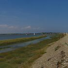 Fragile Environment - Orford Ness by wiggyofipswich