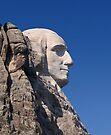 George Washington, Mount Rushmore National Memorial by Alex Preiss