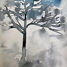 winterlicher Eindruck von Marianna Tankelevich