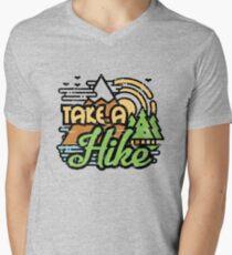 Take A Hike V-Neck T-Shirt