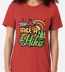 Eine Wanderung machen Vintage T-Shirt