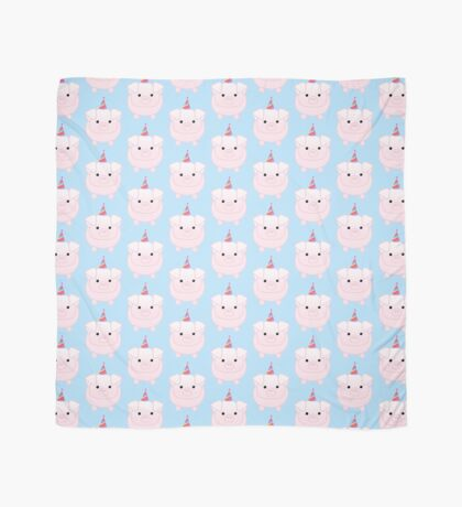 PIG Birthday - Happig birthday - Pun - Party - Gift - Present - Party Pig - Hog - Cute - Fun  Scarf