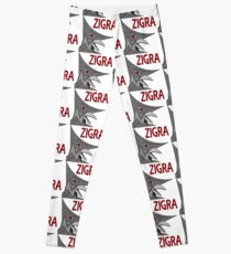 Zigra - White  Leggings