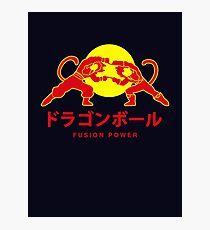 Power to fuse Photographic Print