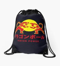 Power to fuse Drawstring Bag