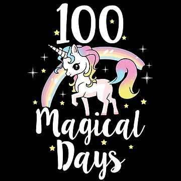 100 Days Of School Cute T-shirt by KsuAnn