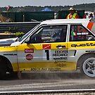 Audi Quattro S1 by Willie Jackson