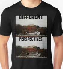 Different Perspectives. Unisex T-Shirt