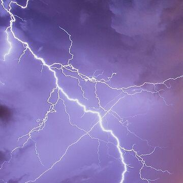 Lightning Strikes 1 by loganferret