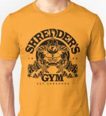 Shredder's Gym Get Shredded Unisex T-Shirt