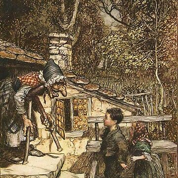 Hansel and Gretel classic by Geekimpact