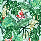 The Tropics III #illustration #tropical by 83oranges
