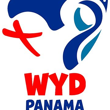 WYD World Youth Day Panama 2019 logo by ideasfinder
