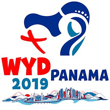 World Youth Day Panama 2019 city logo by ideasfinder