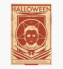 """Halloween 1978"" Impression photo"
