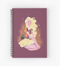Lady Rainicorn Spiral Notebook