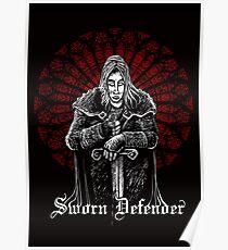 Sworn Defender Poster
