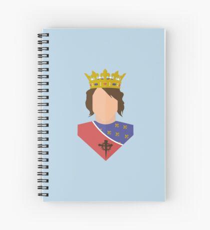 Saint Louis of France Spiral Notebook