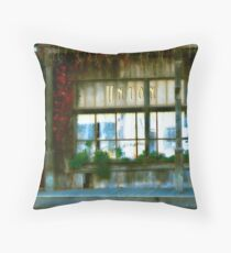 Union Hotel Throw Pillow