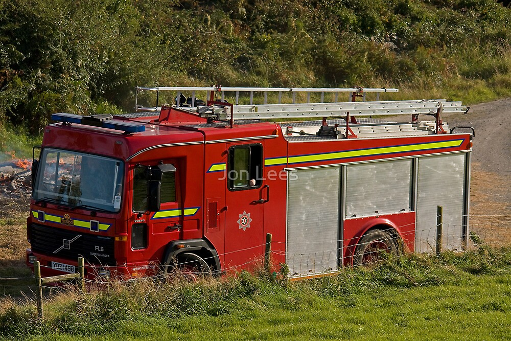 Fire and Rescue by Jon Lees