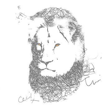 Lion (Pencil Sketch) by john76
