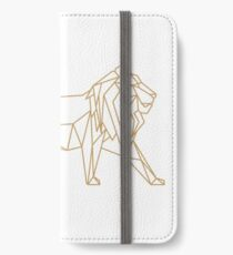 Poly Lion iPhone Wallet/Case/Skin