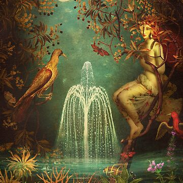 Fountain Of Youth by dandelionimage