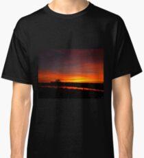 Slow Fade To Night Classic T-Shirt