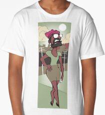 Pussy Hat Long T-Shirt