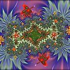 Fluttering Away... by Roz Rayner-Rix