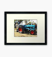 Fordson Major Framed Print