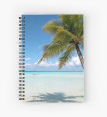 Beach - Summer Spiral Notebook