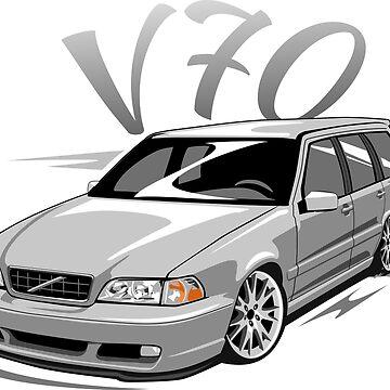 V70 Low Style by glstkrrn