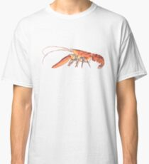 Northern Lobster (Homarus americanus) Classic T-Shirt
