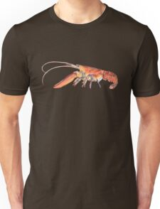 Northern Lobster (Homarus americanus) Unisex T-Shirt