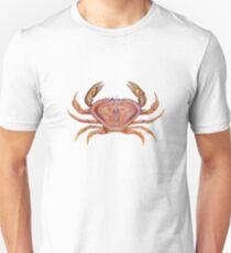 Dungeness Crab (Metacarcinus magister) Unisex T-Shirt