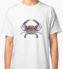 Blue Crab (Callinectus sapidus) Classic T-Shirt