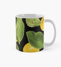 Botanical Vintage Fruit Mug