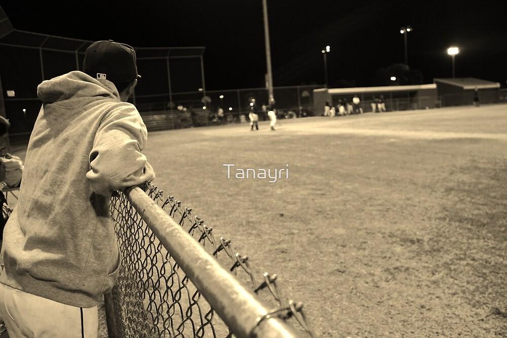 Baseball Field by Tanayri