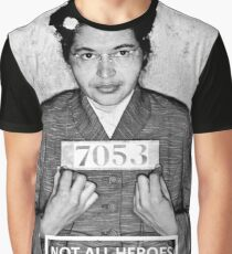Rosa Parks Grafik T-Shirt