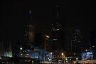 Melbourne Skyline  by eegibson