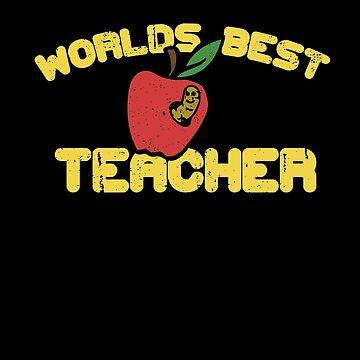 World's Best Teacher by Boogiemonst