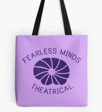 Bolsa de tela Fearless Minds Theatrical Logo