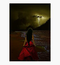 soul searching Photographic Print