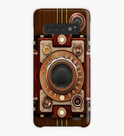 Vintage Steampunk Camera No.1A Steampunk phone cases Case/Skin for Samsung Galaxy
