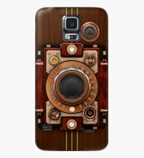 Vintage Steampunk Camera No.1A Steampunk phone cases Case/Skin for Samsung Galaxy