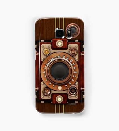 Vintage Steampunk Camera No.1A Steampunk phone cases Samsung Galaxy Case/Skin