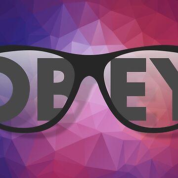 OBEY by muskitt
